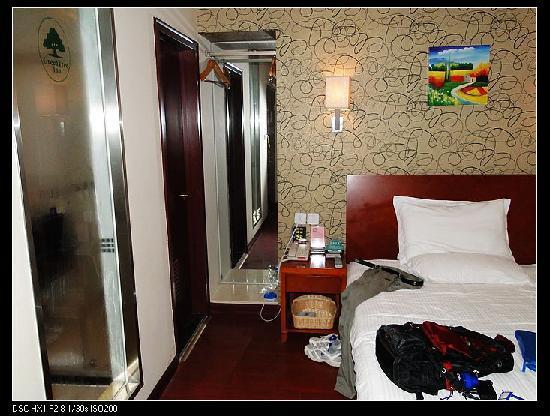 GreenTree Inn Huaihai East Jiankang Road Business Hotel : DSC00343