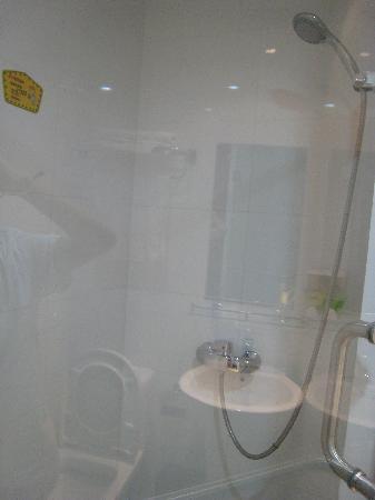 Hengxia Hotel: 淋浴间
