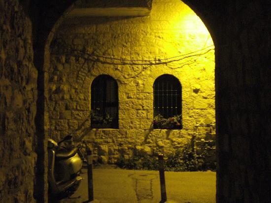 Old City of Jerusalem: 夜景一角