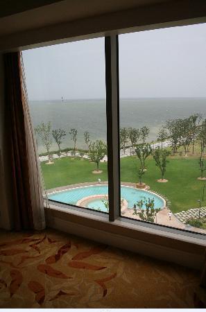 Fairmont Yangcheng Lake: 窗