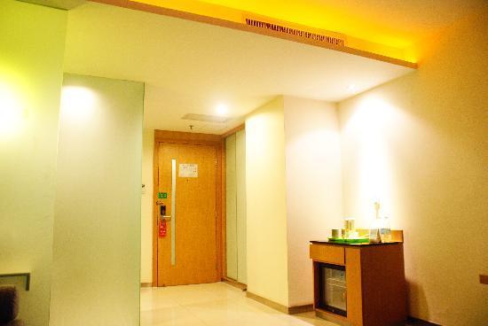 Shanshui Trends Hotel Zhaoqing Xijiang North Road: 入门走廊