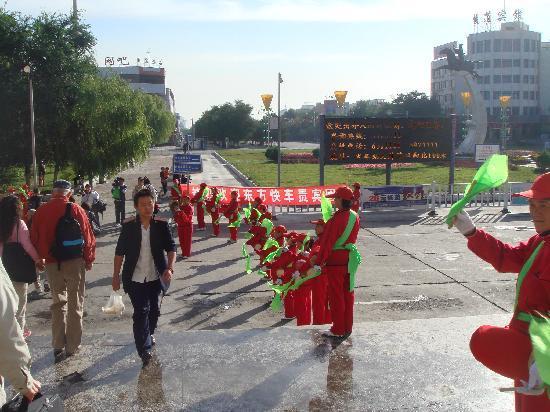 Jiayuguan, จีน: DSC00675