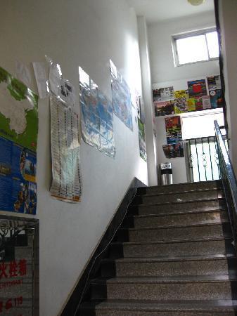 Kunming International Youth Hostel : IMG_5516