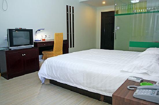 Meijia Express Hotel Huasha: 房间很整洁 舒适