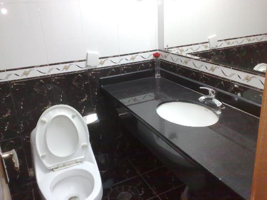 Haiyancheng Hotel: 卫生间