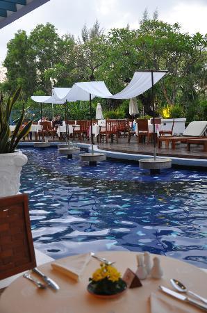 Andaman Seaview Hotel: 酒店景色3