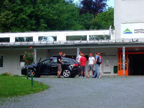 Hostel Hütteldorf: 酒店外景