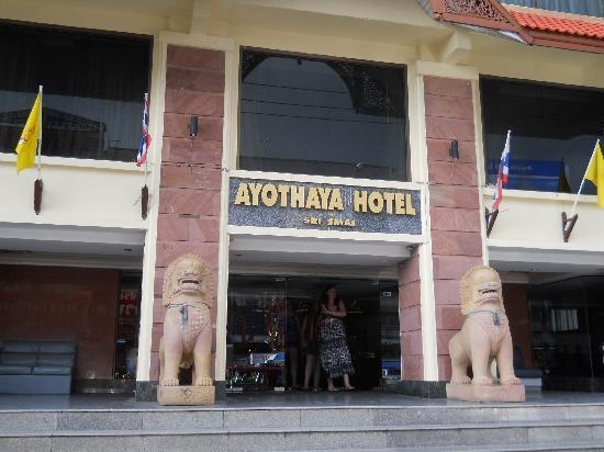 Photo of Ayothaya Hotel Ayutthaya