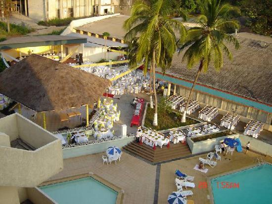 Bintumani Hotel Wedding