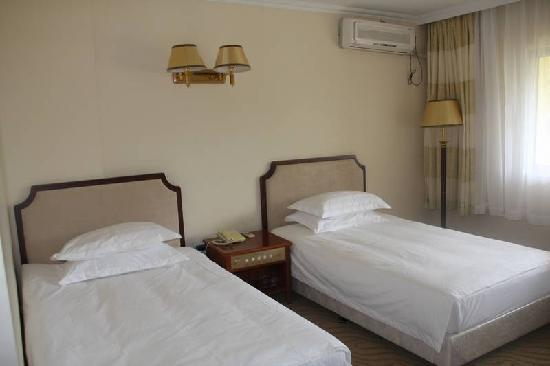 Bintumani Hotel: deluxe standard room