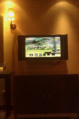 CP Peninsula Hotel: 液晶电视2
