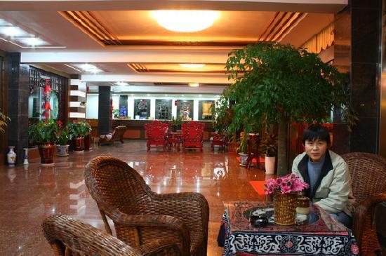 Yulan Hotel : 我刚到玉兰宾馆