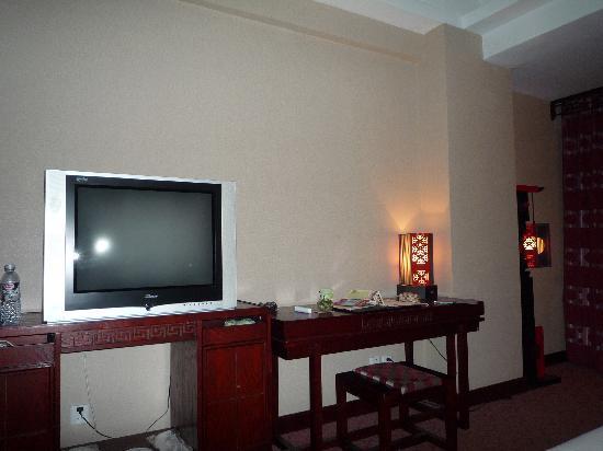 Taining Hotel: 梳妆台