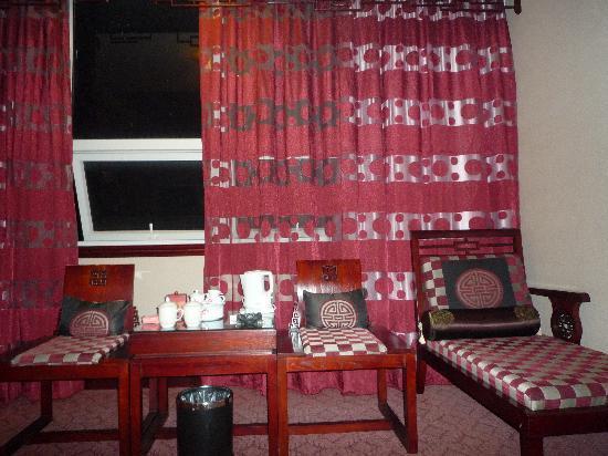 Taining Hotel: 沙发