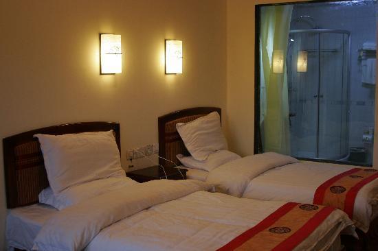 Muyun Manor Hostel: 客房