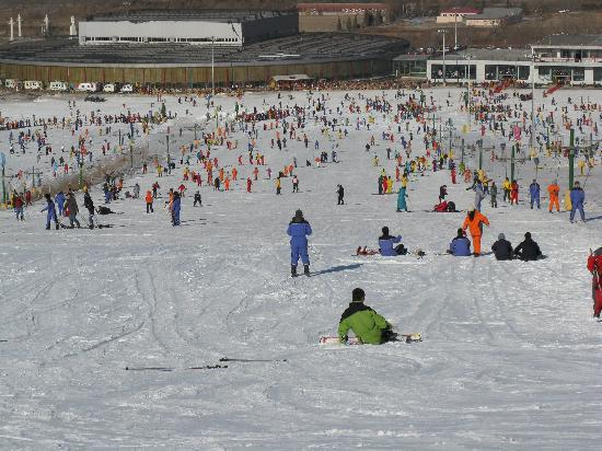 Yuyang Ski Resort