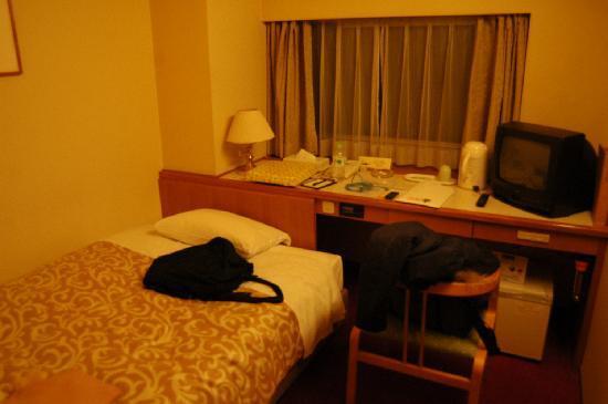 Koraku Garden Hotel: 我住的房间