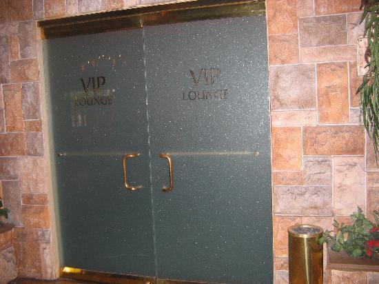 Las Vegas Mini Castle: casino里的VIP室,据说多是中东客户