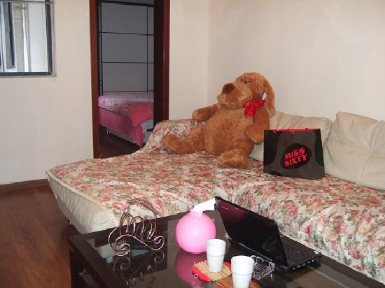 Love Chengdu Apartment Hotel Chengdu Wangfujing: 001