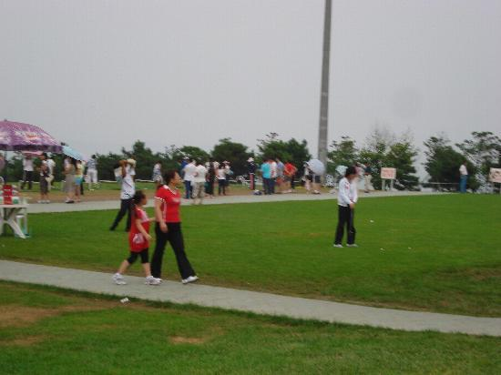 Jinshi Golf Club: DSC00300