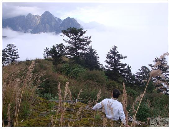 Jiufengshan Scenic Resort: 眺望