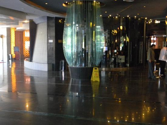 Motel 168 Beijing Anzhen Bridge: 酒店大堂