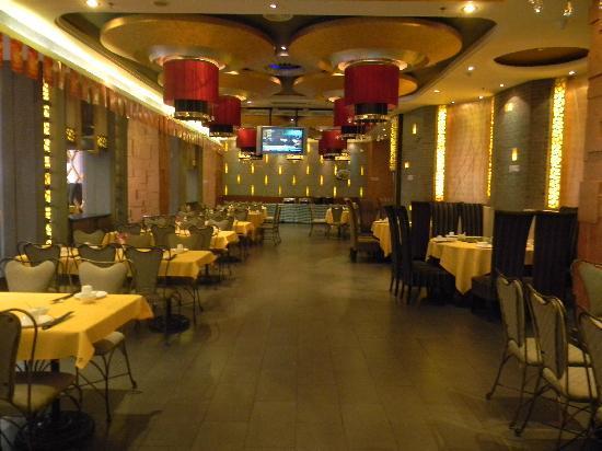 Motel 168 Beijing Anzhen Bridge: 酒店美林阁餐厅