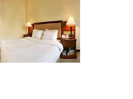 Jing Peng Hotel: 房间较为宽敞