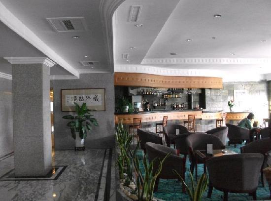 Heqing Hotel: 酒店大厅