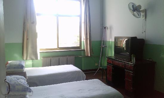Zhangye Power Mansion: 房间内