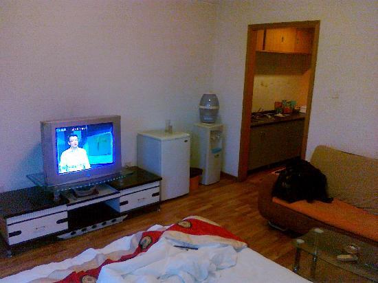 Xiaoqi Yizhan Inn Chengdu Huayang Nianhua Dreamer: 20101013108