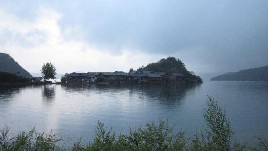 Yunnan, Chine : 里格半岛