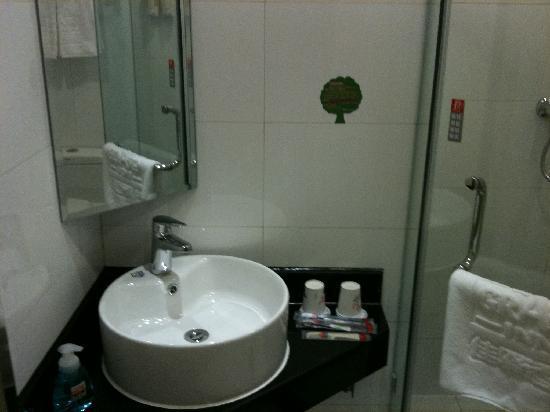 Yinzuo Jiayi Hotel Yantai South Avenue: 照片 004