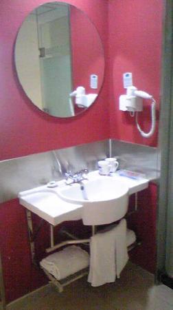 Hanting Express (Guangzhou Gangding): 厕所