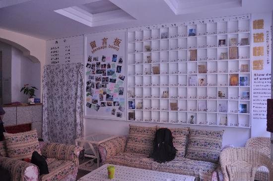 Grandma's Home Hotel: 住客写的好多留言