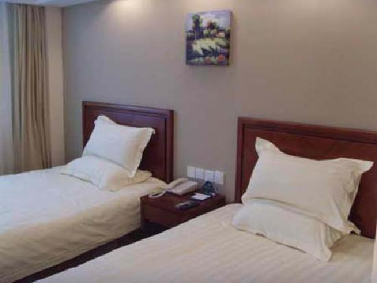 GreenTree Inn Anqing Xiaosu Road Shell Hotel