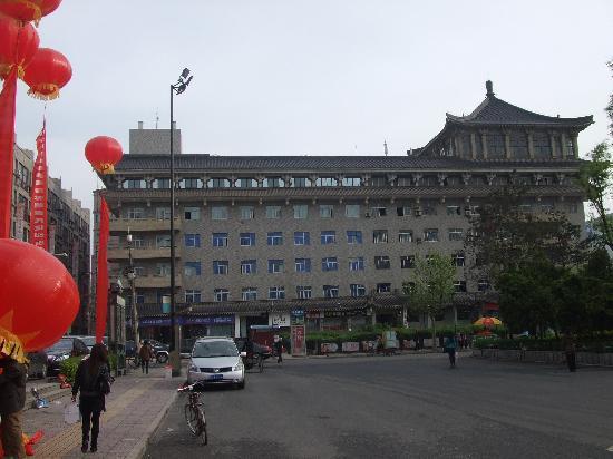 Hanting Express Xi'an South Main Street: 酒店外观