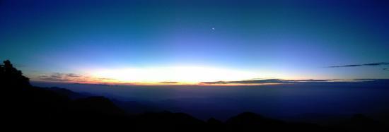 Guangxi Maoer Mountain Reserve: 晨光