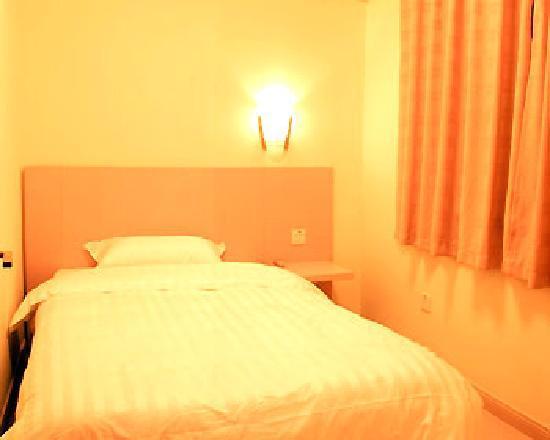 An-e Hotel Chengdu Jiuyanqiao : 这个灯光有点