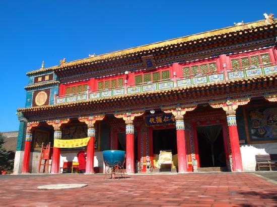 Xilitu Zhao Temple