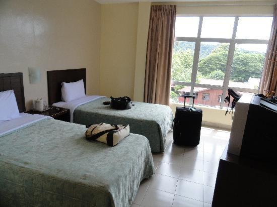 Kuah, Malaisie : 采光舒适的双人房