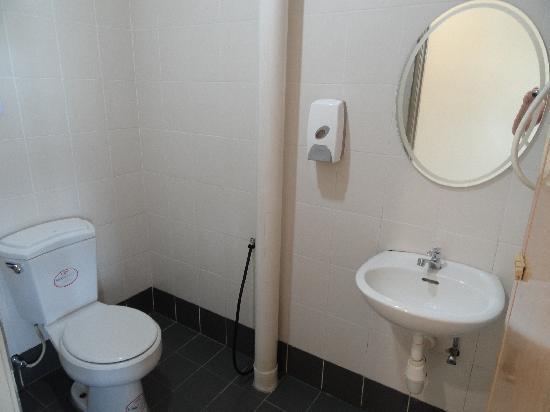 Sinaran Motel: 干净的洗手间