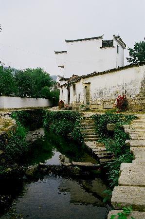 Chaji Ancient Buildings: 査济