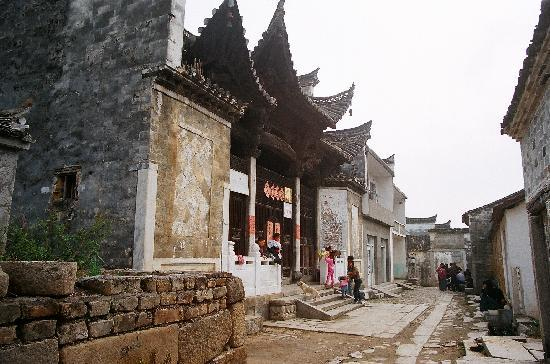 Jing County, China: 一个安逸的地方