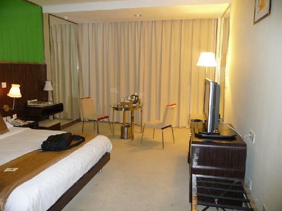 Bei Hu Hotel: 房间内1