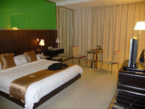 Bei Hu Hotel: 房间内3