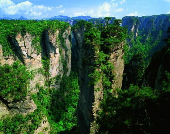 Zhangjiajie, China: 1111