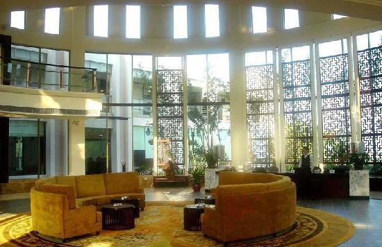 Da Gang Garden Hotel: 酒店大堂