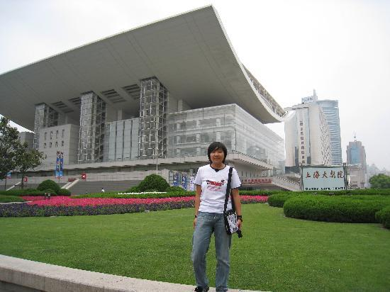 Home Inn Shanghai Lu Xun Park Hongkou Football Stadium: 上海歌剧院