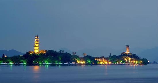 Jiangxin Island